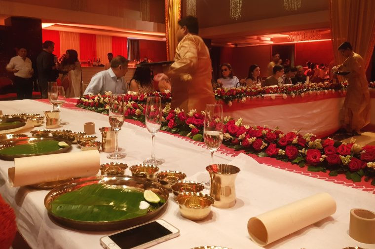 THE Park Hotels Calcutta - Bengali Banquet