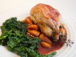 Essential Cuisine Partridge in Red Wine and Medlar Sauce