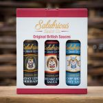 Be Prepared – Salubrious Sauce Co. #Giveaway