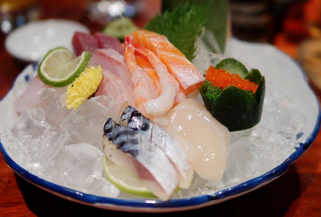 Sashimi Platter Tsunami