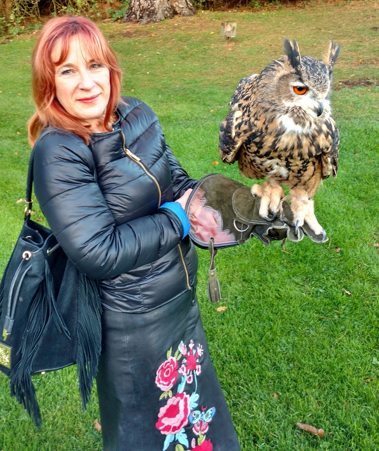 Stapleford Park - Bernard the owl