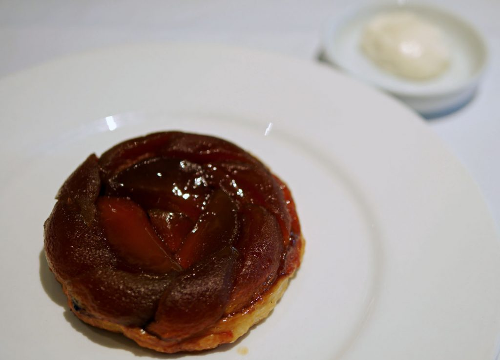 Tarte Tatin Bottomless Brunch Coq Dargent