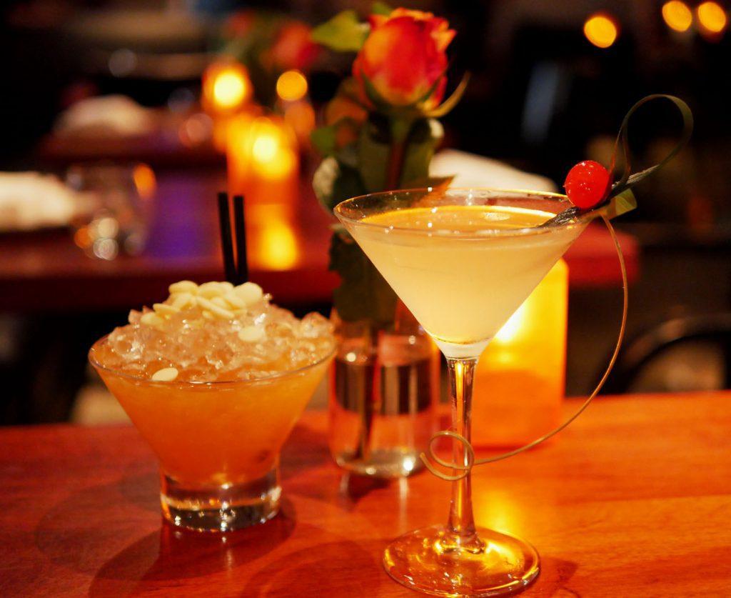 Tsunami Cocktails