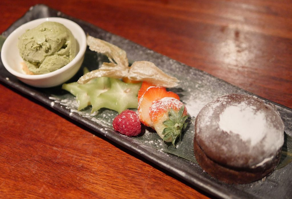Tsunami Dessert