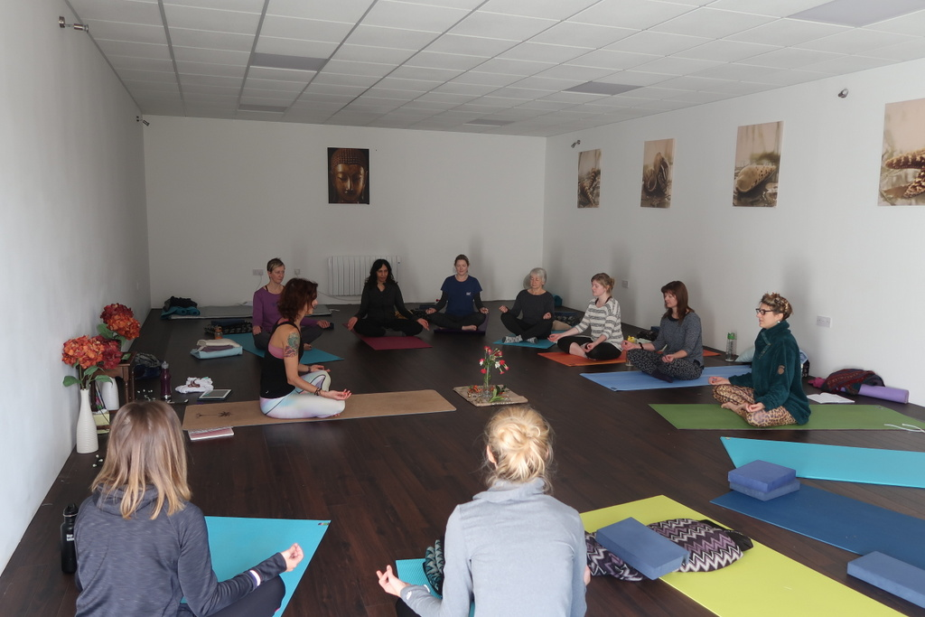 Adventure Yogi - Yoga class