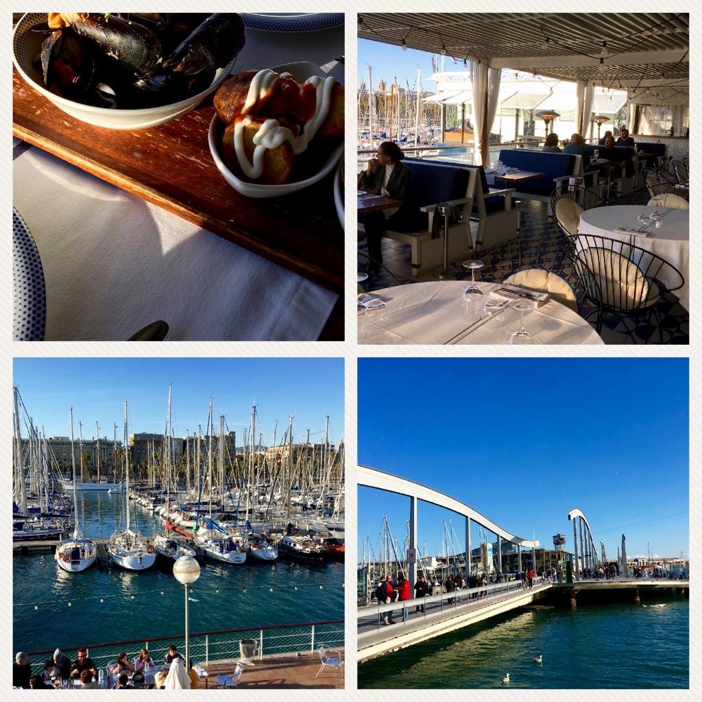 Barcelona Maritim restaurant