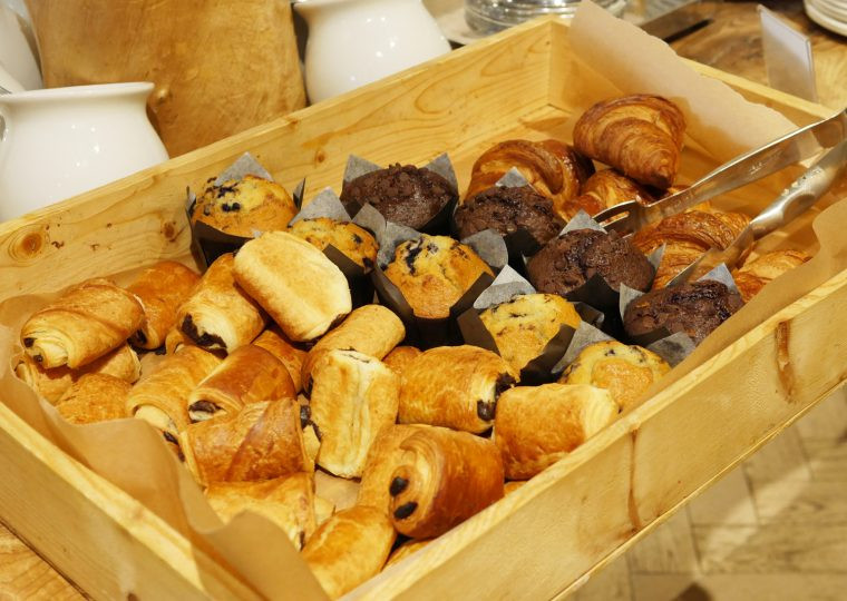 Breakfast Pastries - Careys Manor