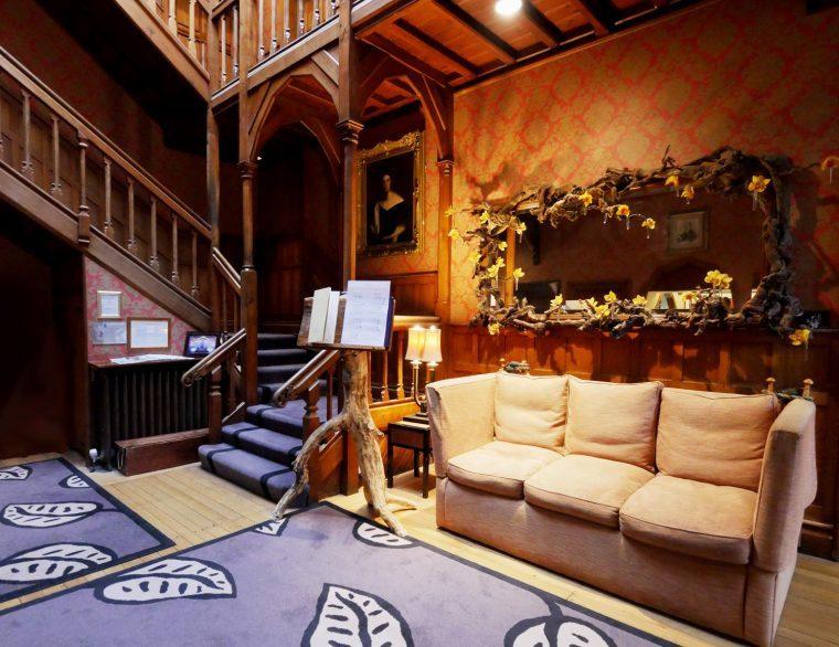 Careys Manor Entrance Hall