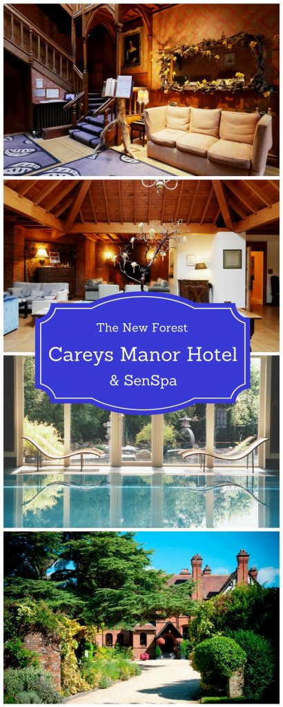 Careys Manor Hotel Review _ SenSpa Thai Spa Review _ Careys Manor Hotel and SenSpa _ New Forest Hotel _ Spa Break New Forest