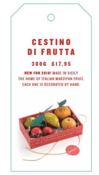 Cestino di Frutta - Carluccios