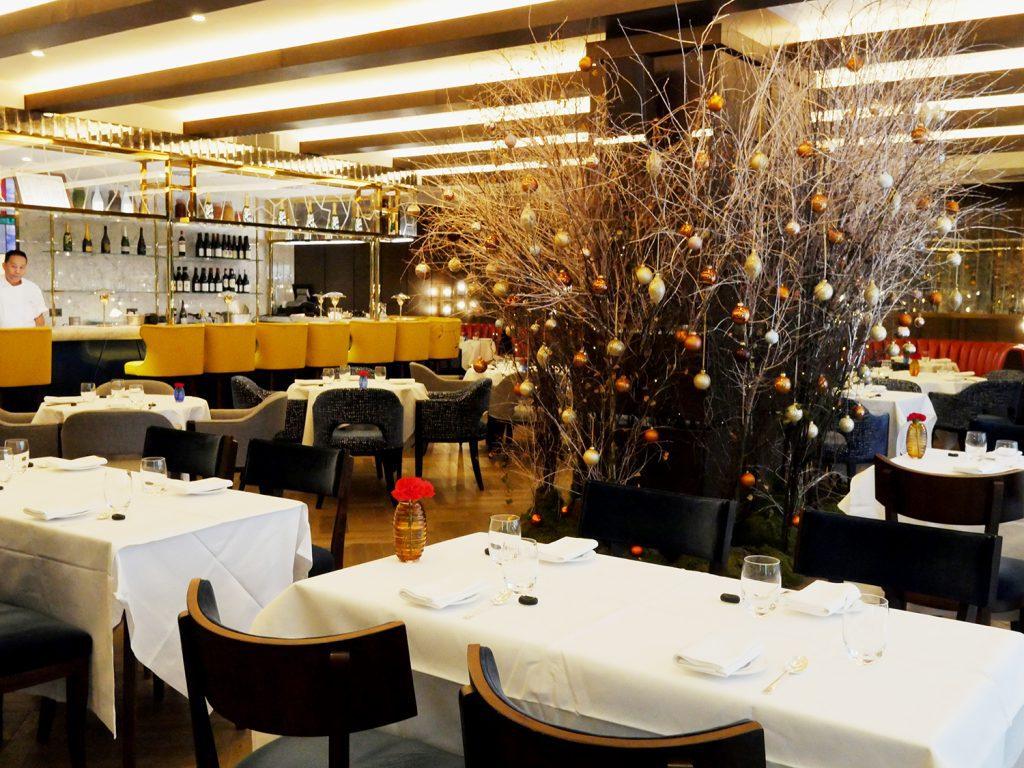 Devonshire Club Restaurant