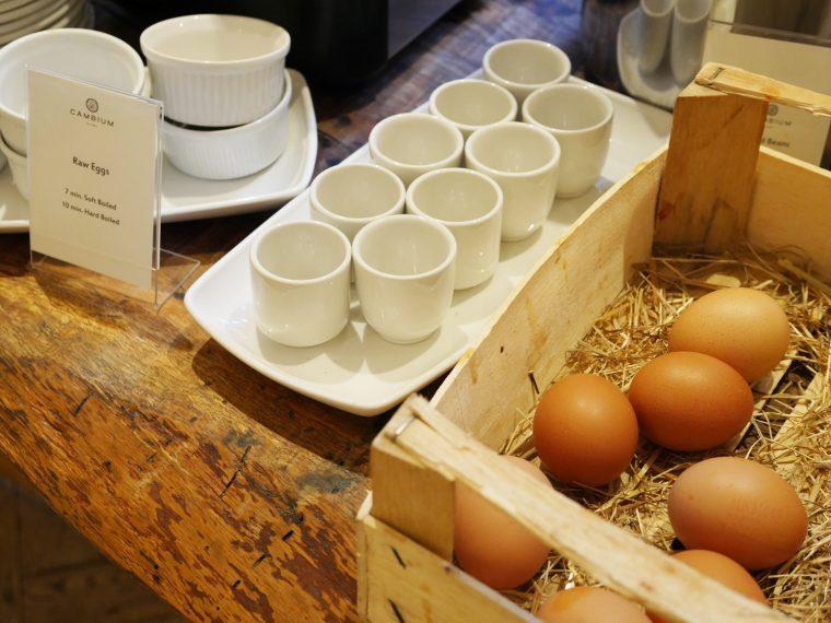 Eggs - Careys Manor Breakfast