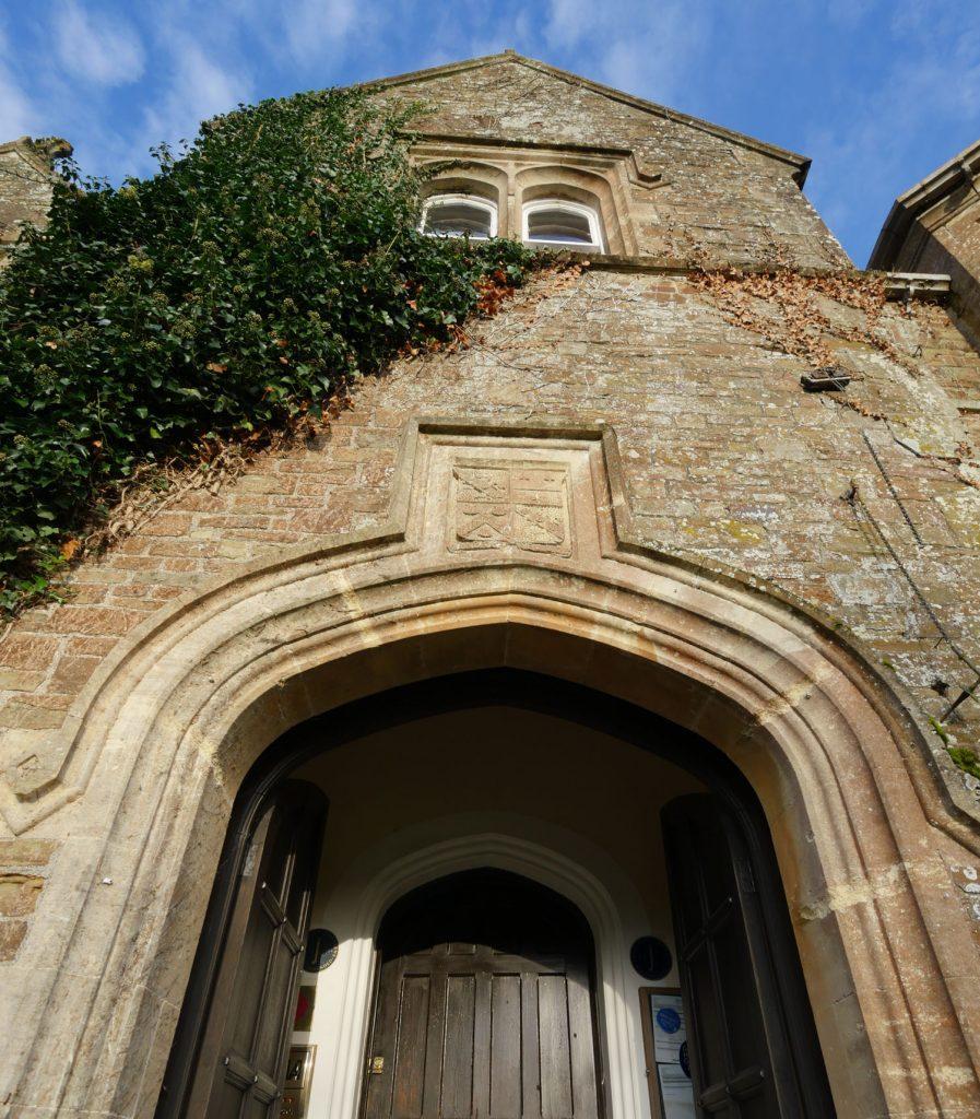 Entrance Northcote Manor
