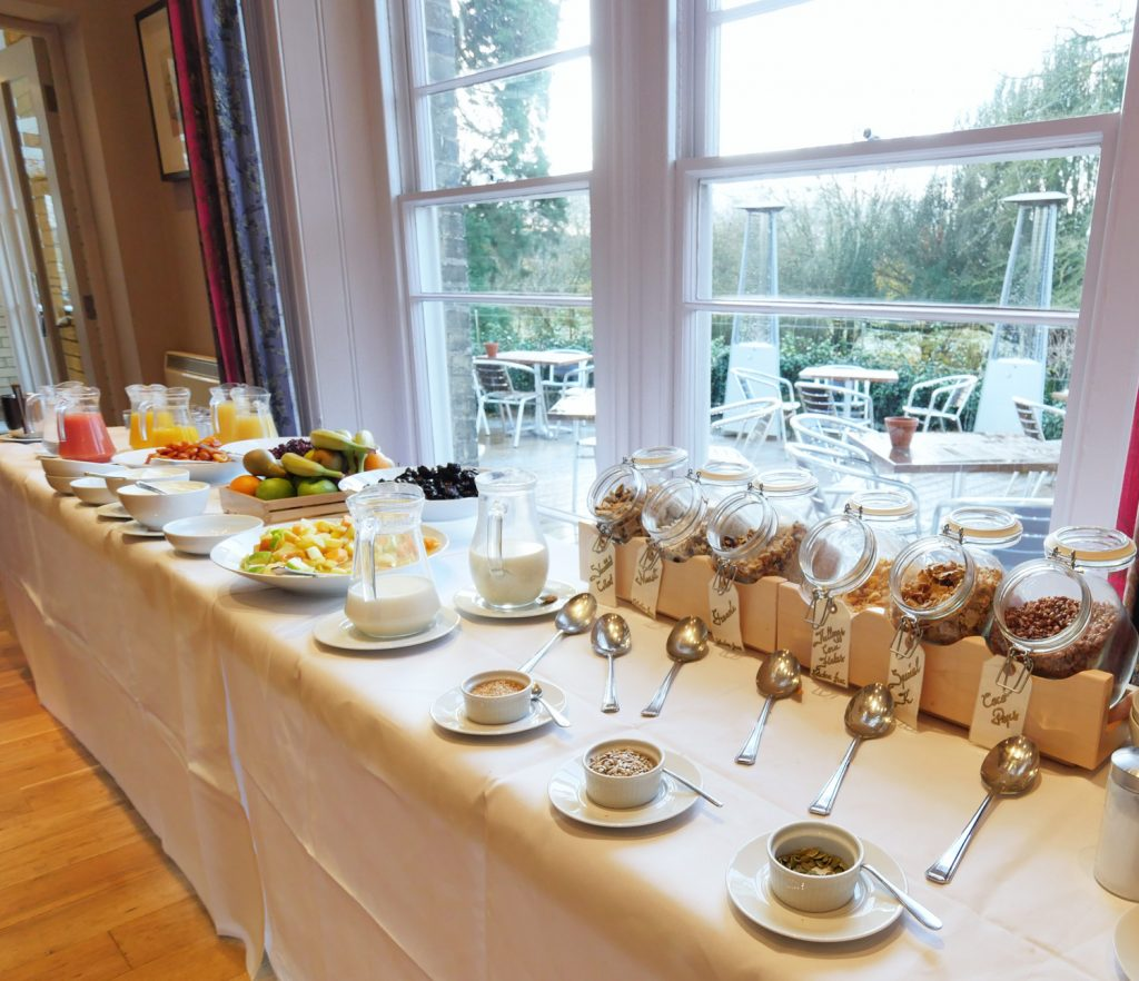 Felix Hotel Cambridge - Breakfast Buffet
