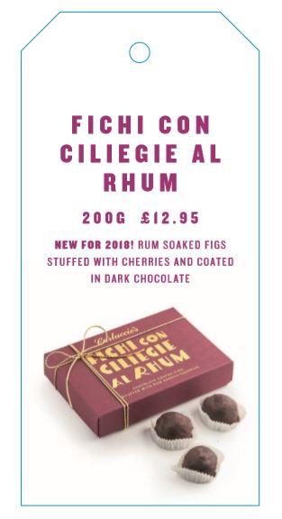 Fichi con ciliegie al rhum - calabrian figs soaked in rum