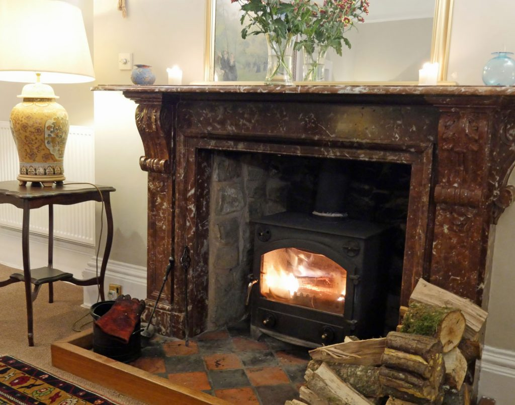 Fireplace Northcote Manor