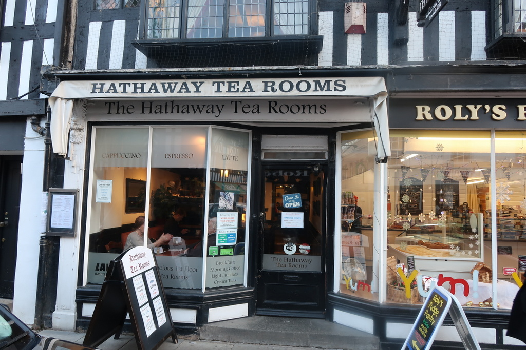 Stratford - Hathaway Tea Rooms