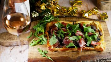 Provence Rosé Wine – Recipes for Christmas