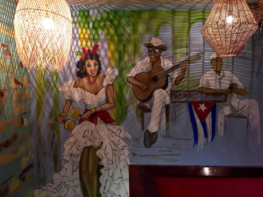 Little Havana interior 1