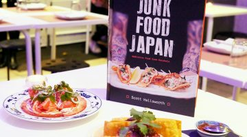 Freak Scene – Japanese Junk Food in Farringdon