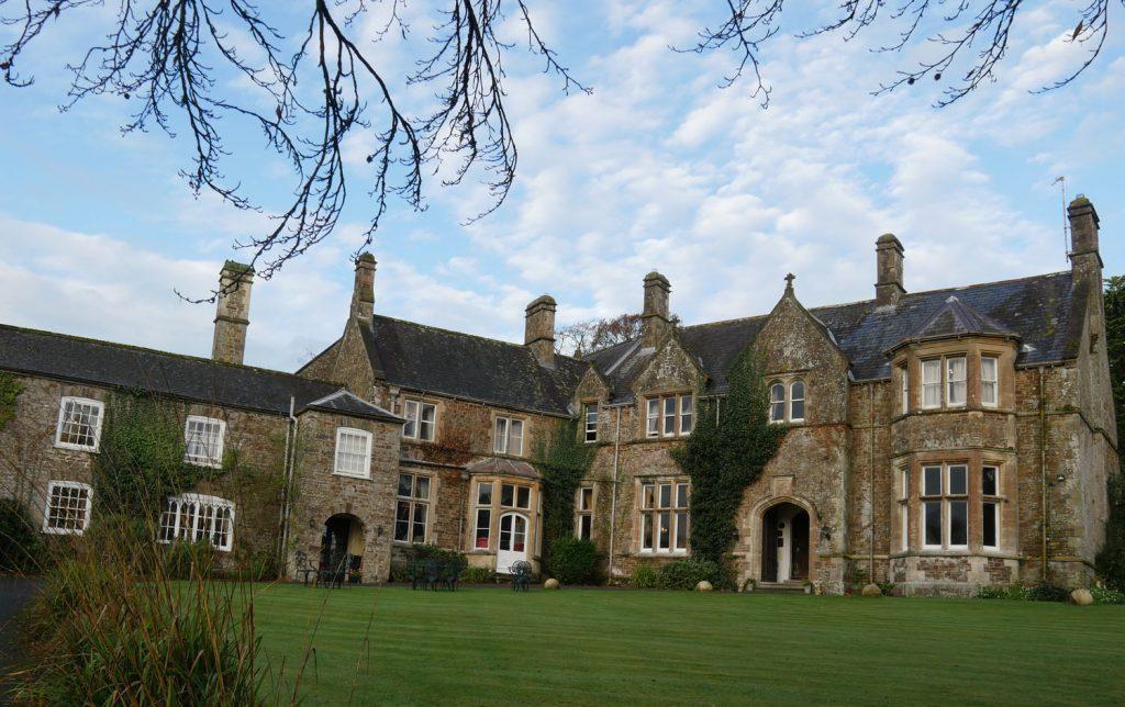 Northcote Manor Exterior