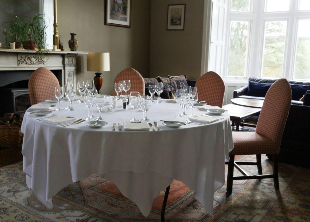 Northcote Manor Oak Room
