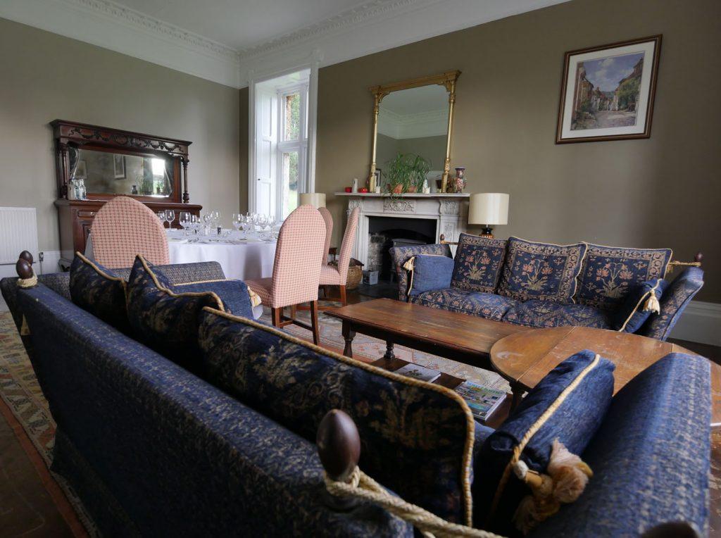 Northcote Manor Oak Room 2