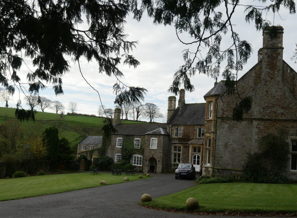 Northcote Manor exterior 3