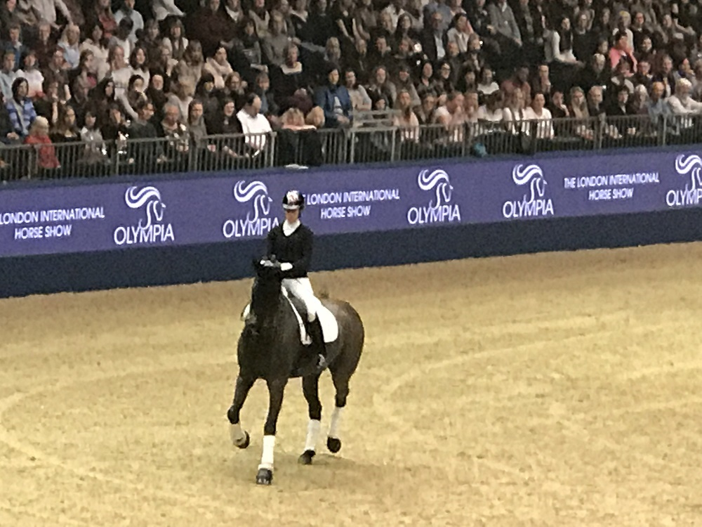Olympia Charlotte DuJane - fei world cup™