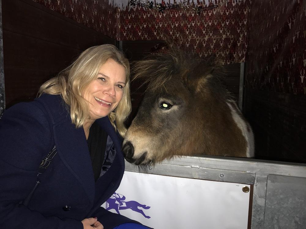 Olympia Horse Show Shetland love