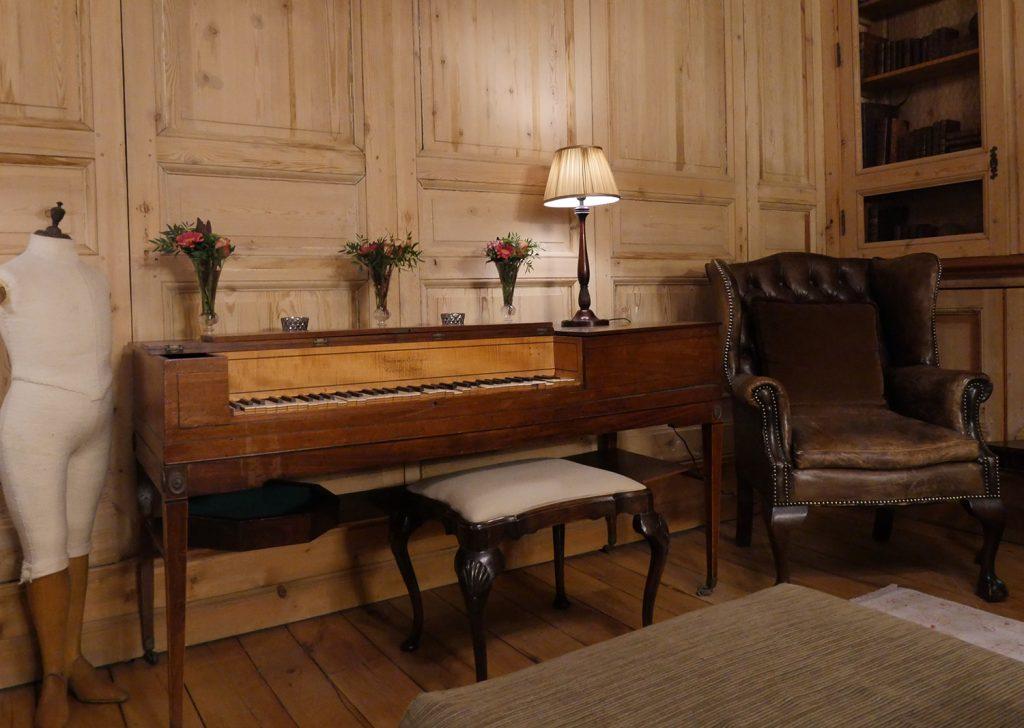 Pand Hotel Bruges Keyboard