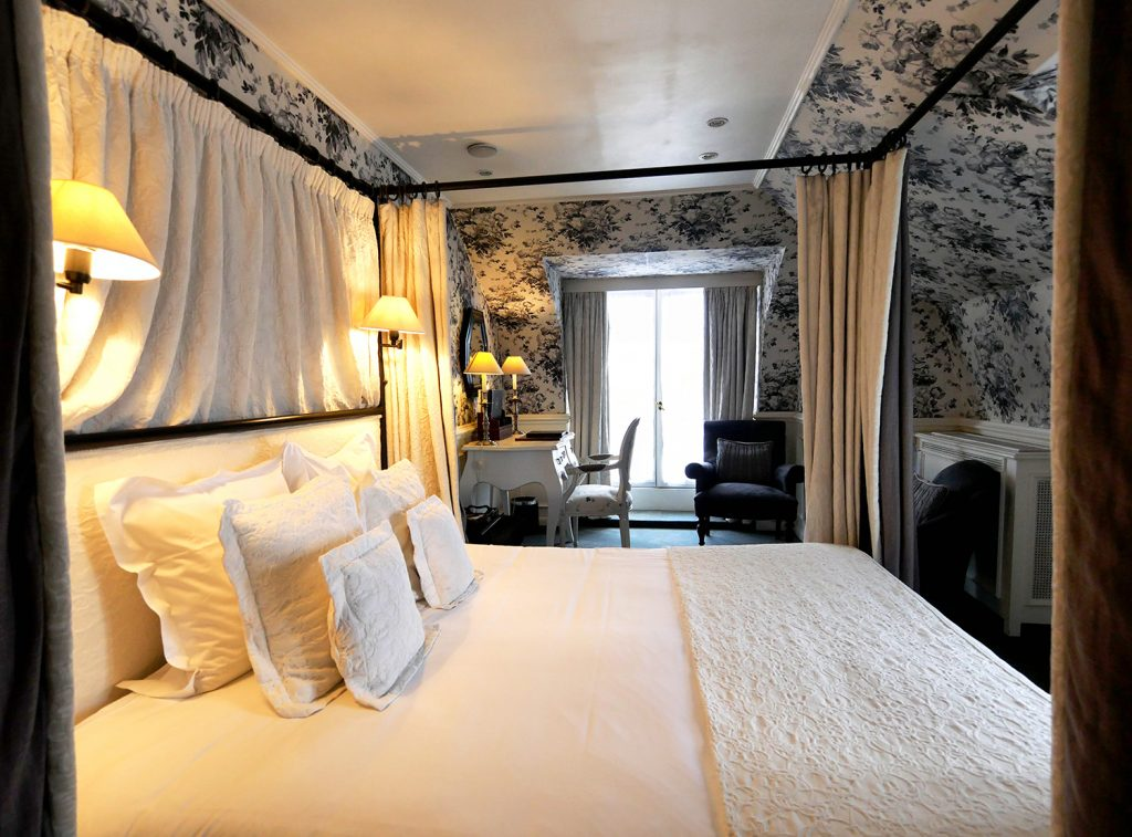Pand Hotel Four Poster Brugges