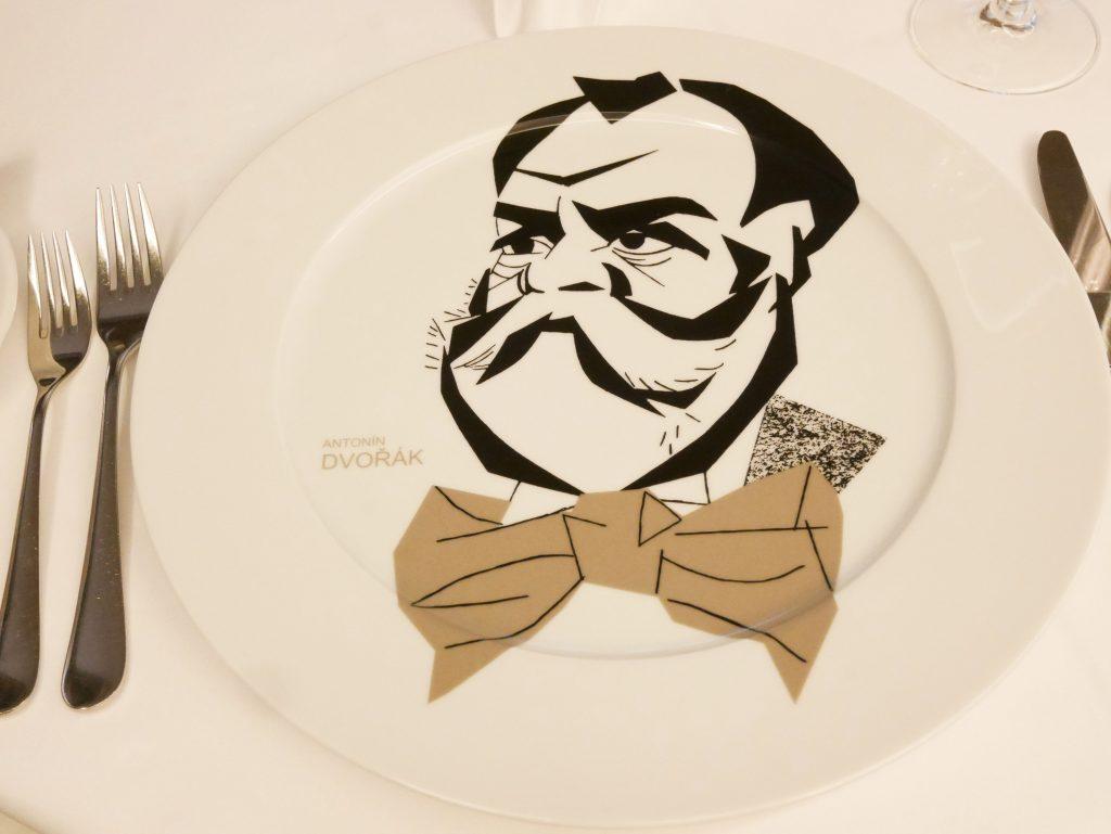 Plates - Coda Restaurant Aria Hotel Prague