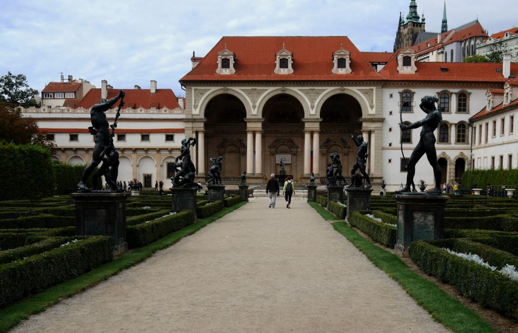 Prague Garden - Wallenstein