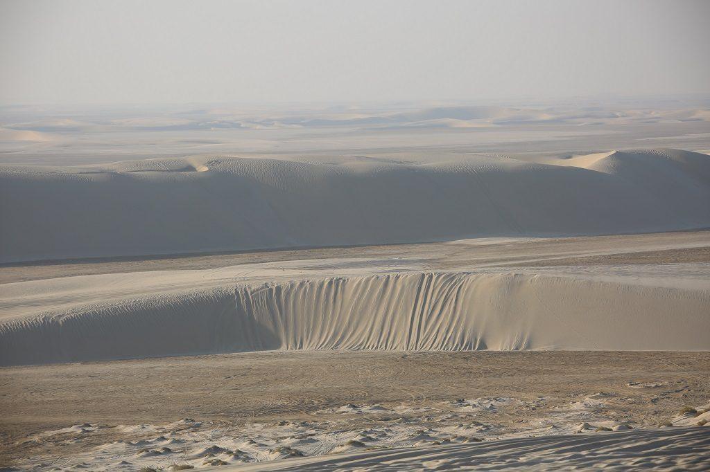 Qatar Doha Sand Dunes