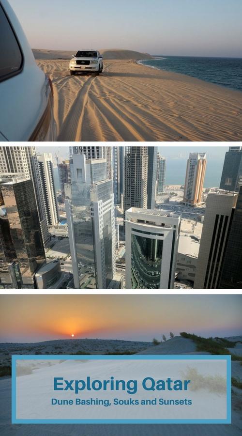 Qatar _ Doha Qatar _Doha_Stopover Qatar _ Doha _ dune bashing Qatar _ Souk Doha _ Sunset Doha _ Desert Qatar _