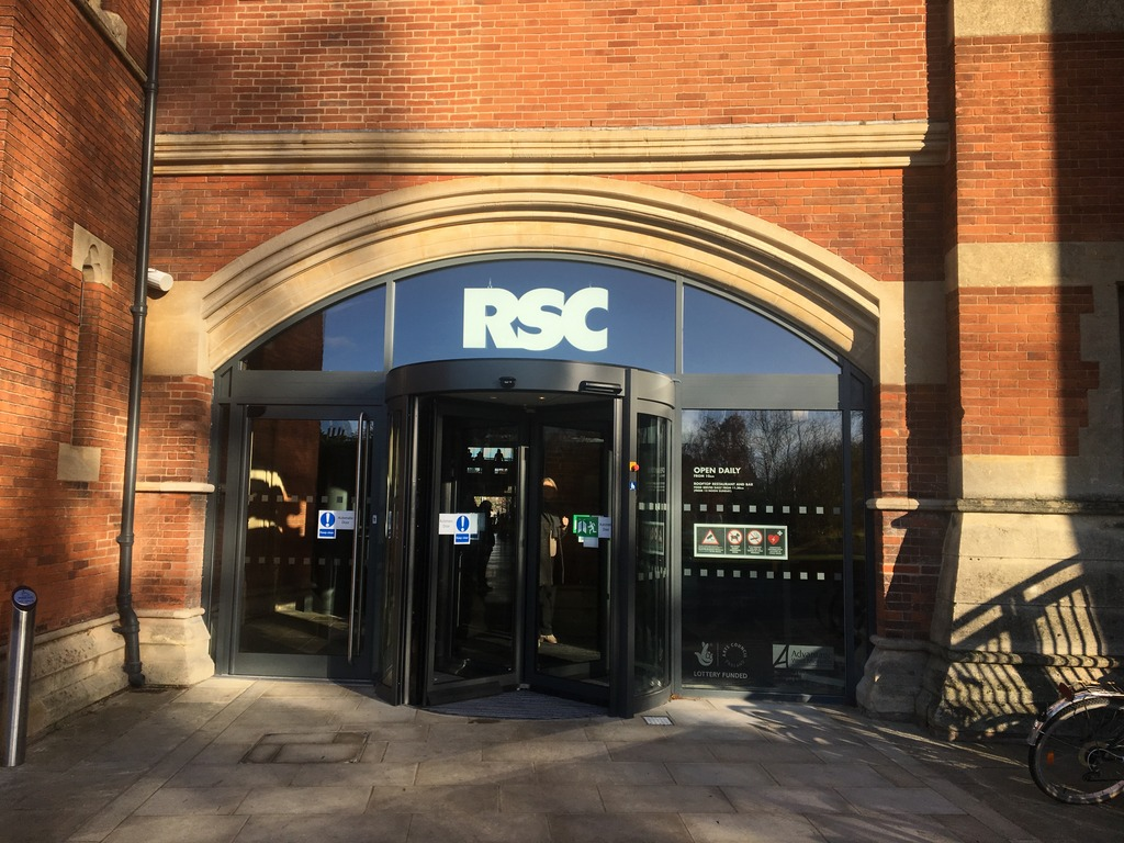 RSC entrance