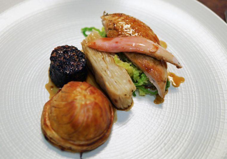 Roast Partridge - Cambium Careys Manor
