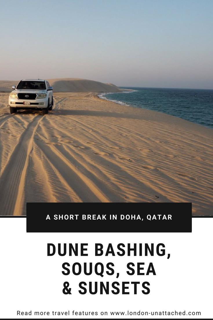 Short Break Doha Qatar - Dune Bashing in Qatar