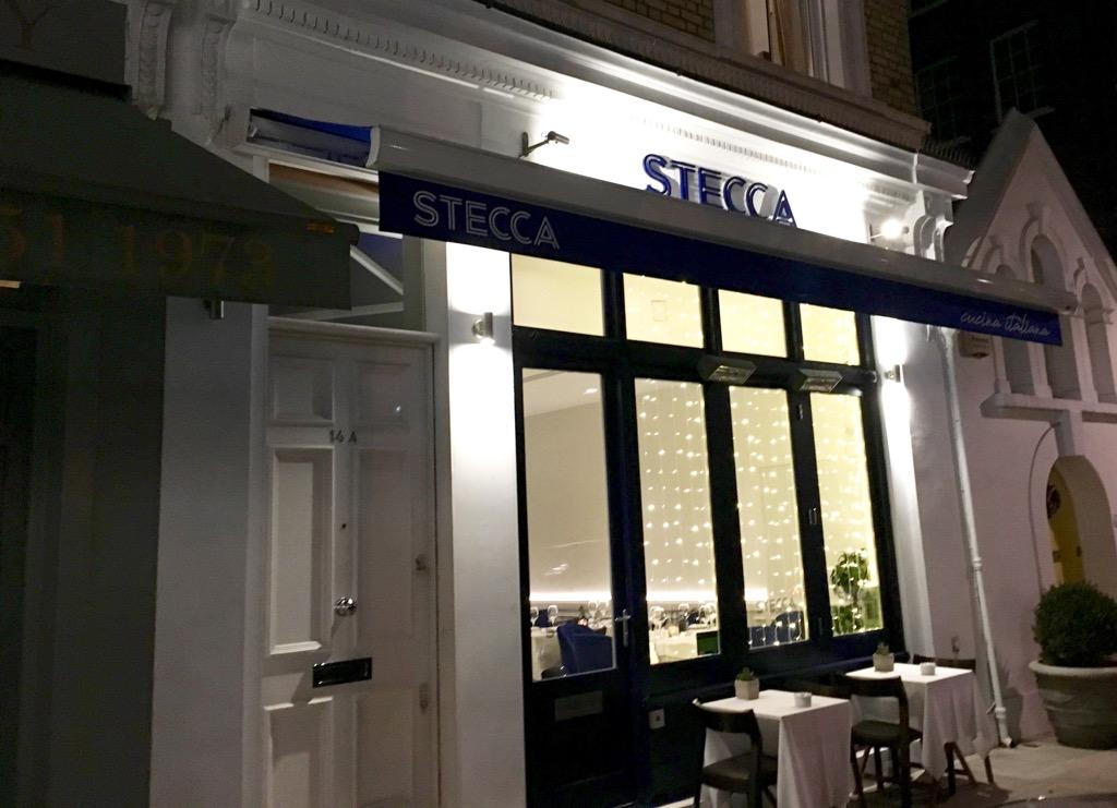 Stecca Italian Restaurant - Exterior