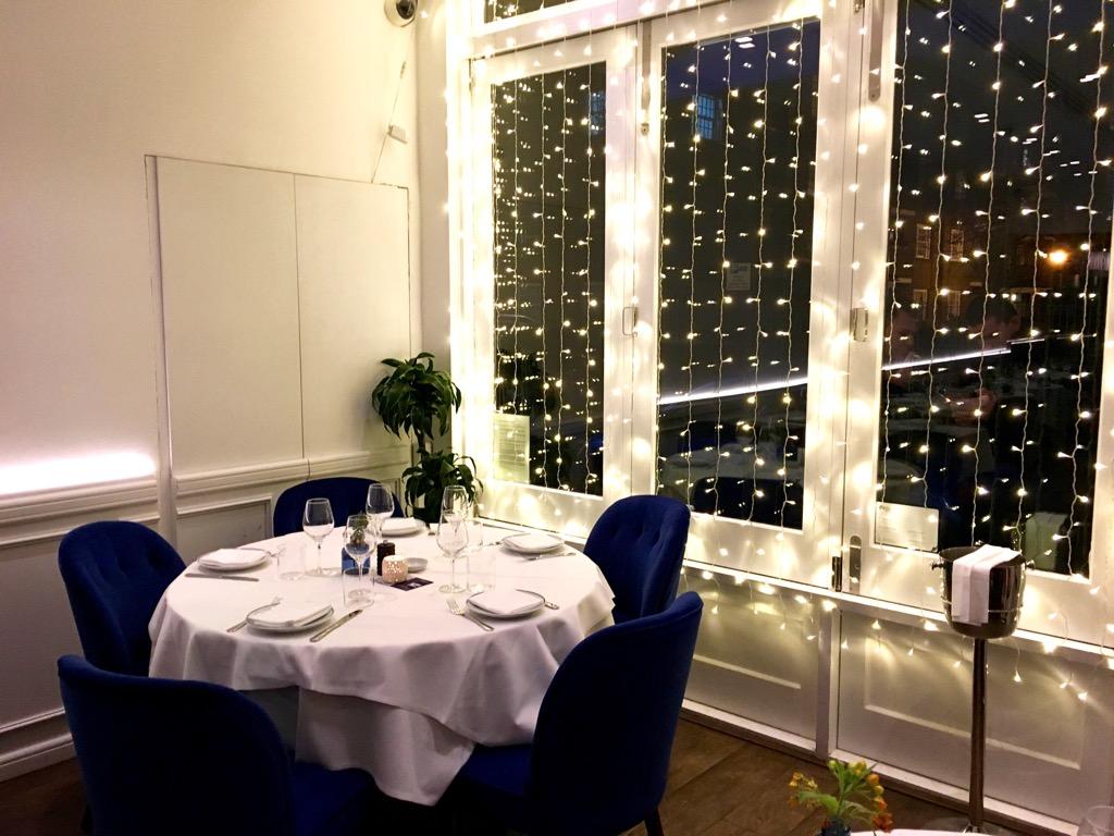 Stecca Italian Restaurant Interior