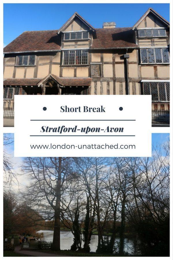 Stratford-upon-Avon _ Short Break Stratford _ Short Break Shakespeare _ Stratford-upon-Avon Warwickshire _ Weekend in Stratford-upon-Avon