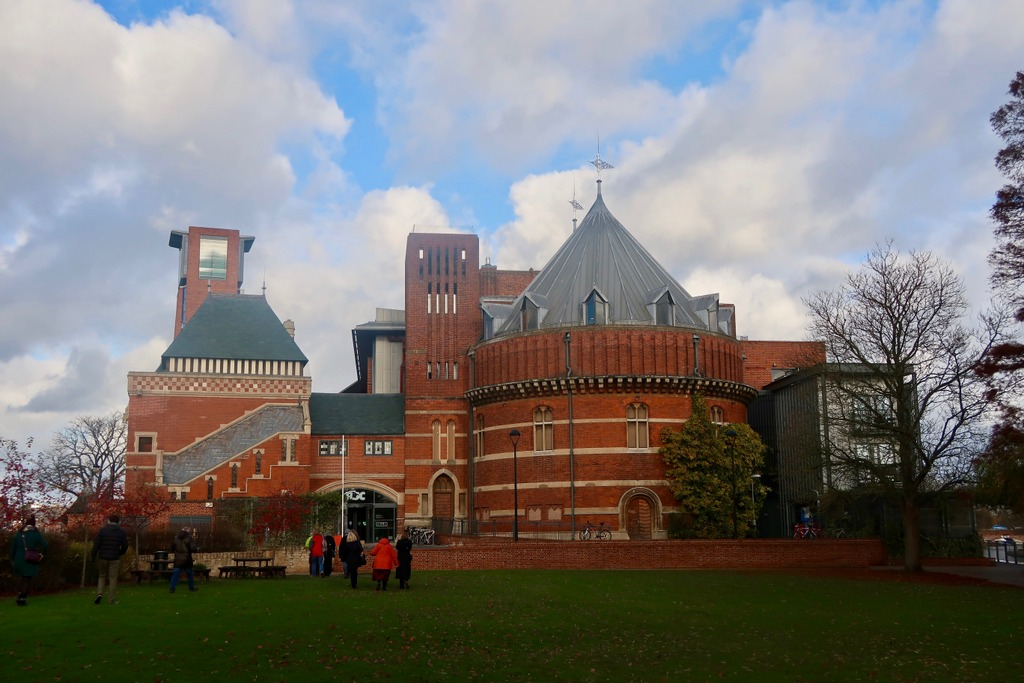The Royal Shakespeare Theatre Stratford