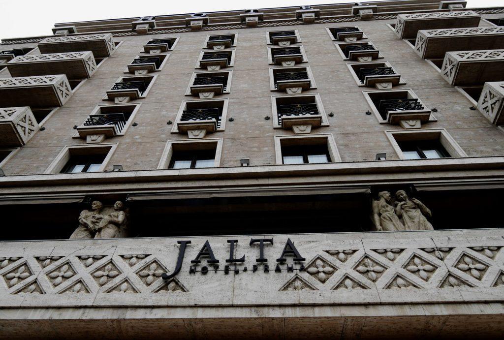 Yalta Hotel Prague