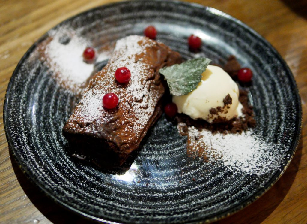 Yule Log - Elements Edinburgh