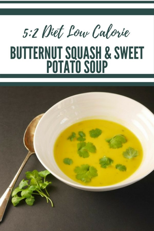 5_2 diet butternut squash and sweet potato soup_ low calorie butternut squash and sweet potato soup _ Low calorie butternut squash soup_ Diet butternut squash soup _