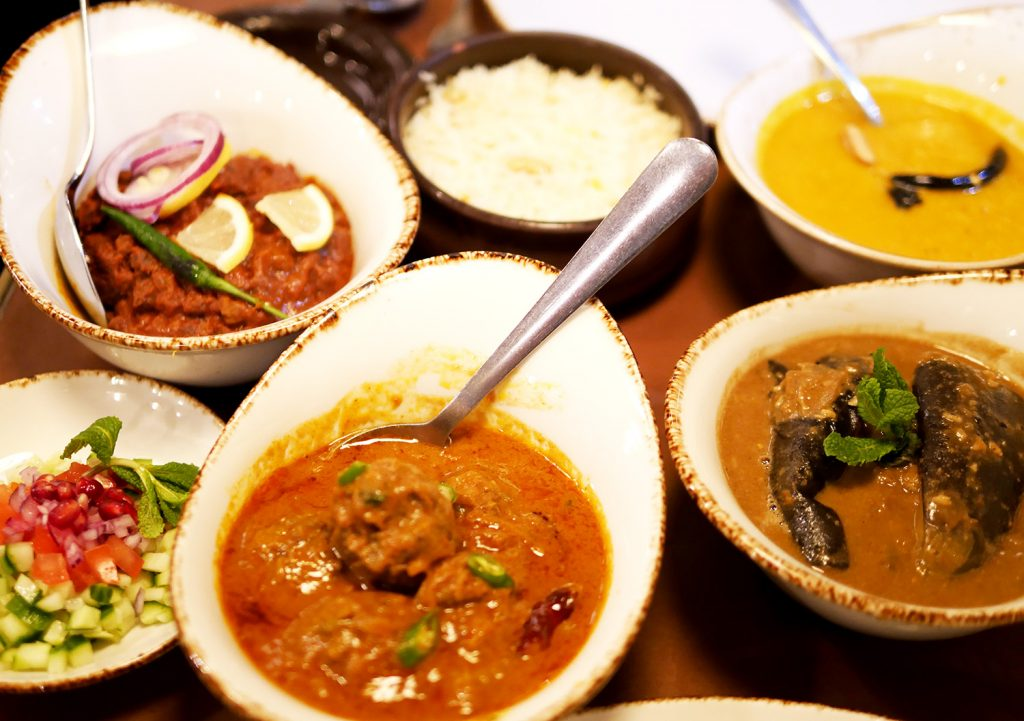 Darjeeling Express Indian Restaurant Mains