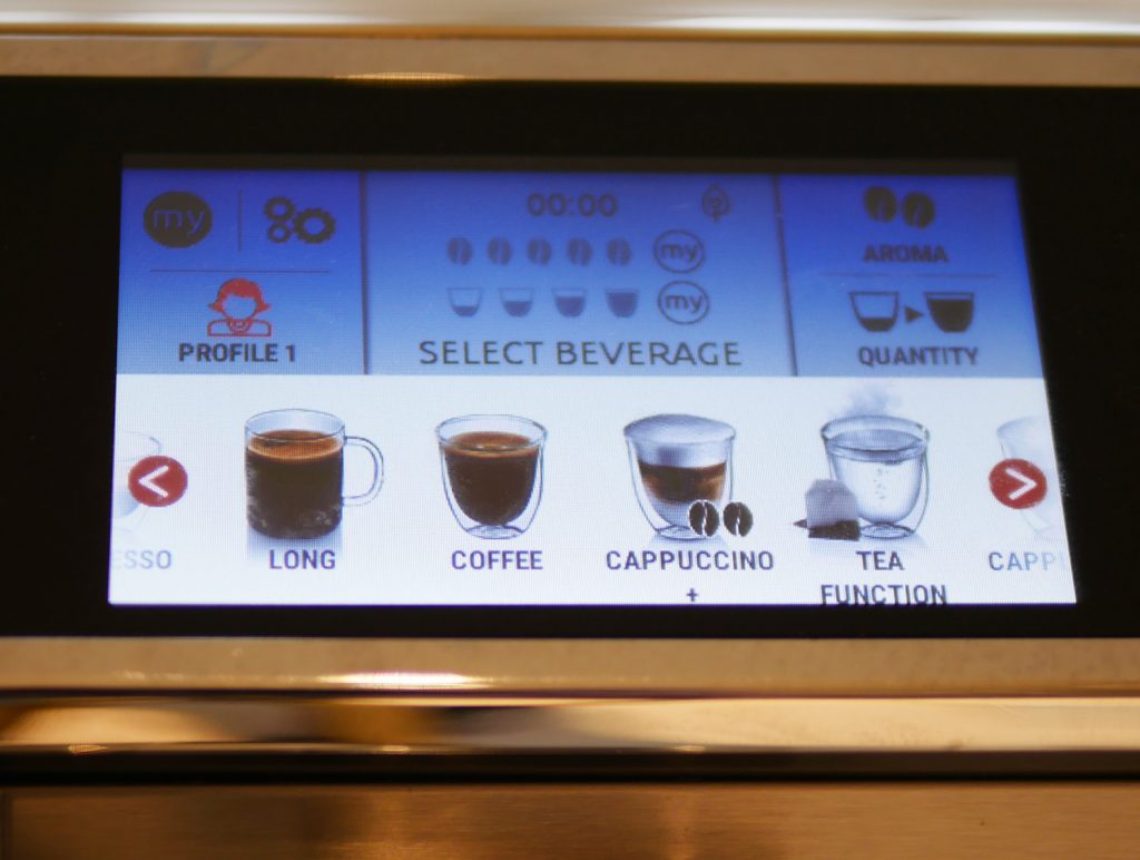 Delonghi Options Coffee Machine