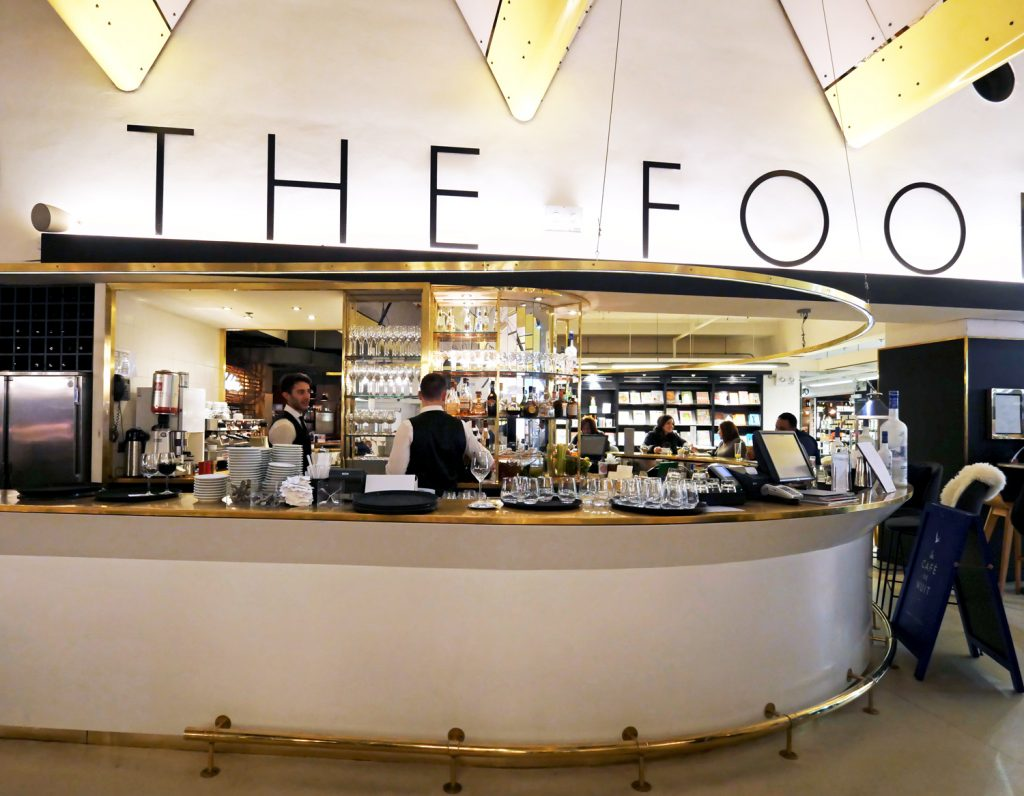 Food Hall Harvey Nichols