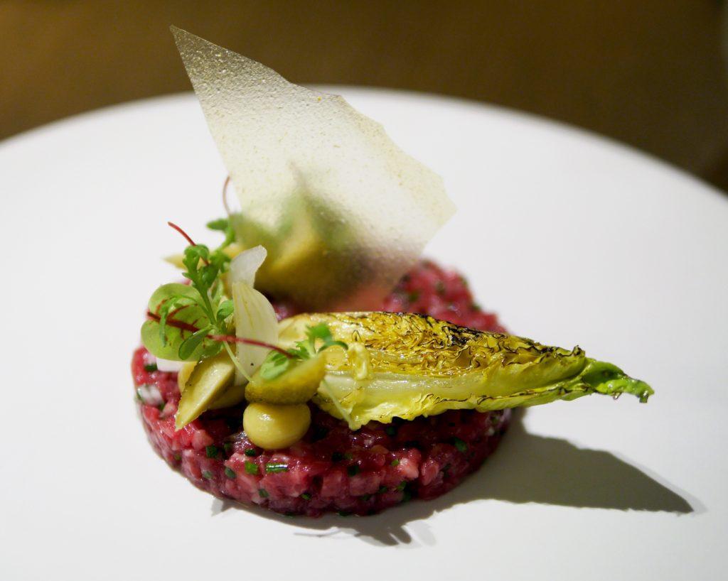 Franco Belge Simmental Beef Tartare